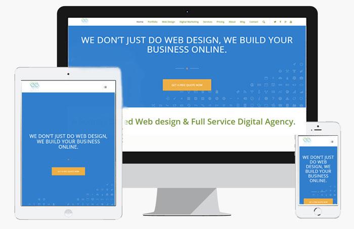 Web Design website design kogarah